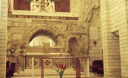 Dia Eccehomo-Bogen [Jerusalem]