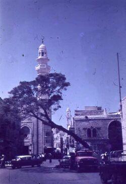 Dia Bethlehem Moschee