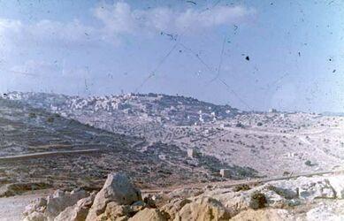 Dia Weg Netopha-Bethlehem [Umm Toba]