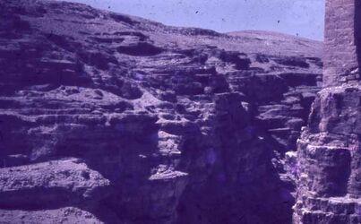 Dia M. Saba w. en Nar (Kidron) [Mar Saba, wadi en-nar]