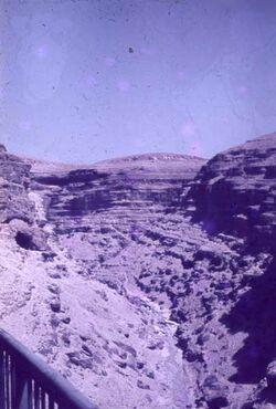 Dia Mar Saba Wadi ennar [wadi en-nar]