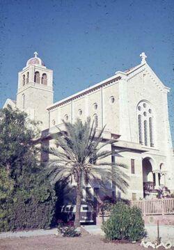 Dia Latrun Kirche