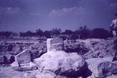 Dia Sichem Kann. Tempel Ost-T.