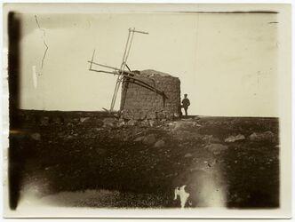 Fotografie Tserkessenmühle bei el kunetra [el-kunetra]