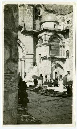 Fotografie Grabeskirche [Jerusalem]