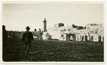 Fotografie haram NWecke [Tempelberg, Jerusalem]