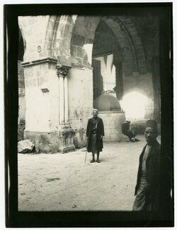 Fotografie ab es-silsele [Jerusalem]