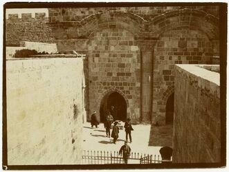 Fotografie Goldenes Tor [Jerusalem]
