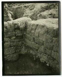 Fotografie Nordvorstadt an d. äusseren Mauer [Jericho]