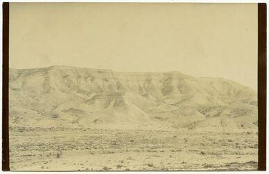 Fotografie w. ennar [wadi en-nar] (südl. v. Marsaba)