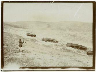 Fotografie Zelte der sawahre bei muntar