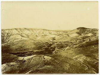 Fotografie w. ennar II [wadi en-nar] bei marsaba