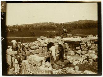 Fotografie Brunnen in Bet Gibrin [bet dschibrin]