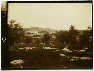 Fotografie Bet gibrin [bet dschibrin] von Süden