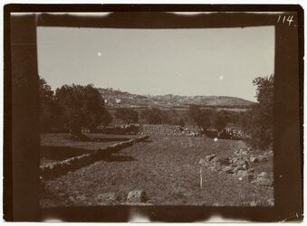 Fotografie Bethlehem vom Hirtenfeld