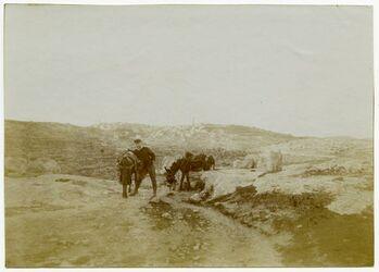 Fotografie Bethlehem v. SO