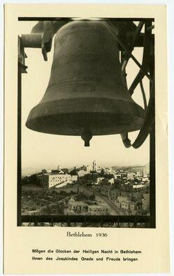 Postkarte Bethlehem