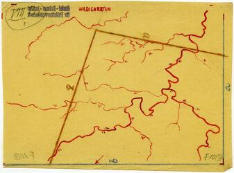 Karte Wadi chrrtun [?][Wadi Charetun]