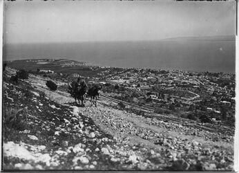 Fotografie Haifa v. Karmel