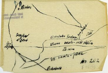 Karte [Sarafand u. a.]