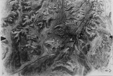 Fotografie l Kasr el-jehud [Johanneskloster am Jordan] 18. nebi Musa [En-Nebi Musa] IV17 musa