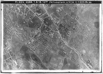 Fotografie Jerusalem Teil von II1 [GDIp00038] an 366