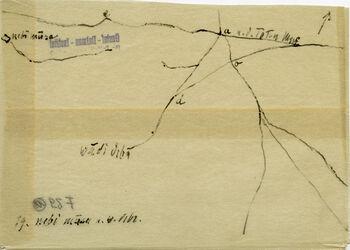 Karte nebi musa [En-Nebi Musa (Berg)], wadi debr