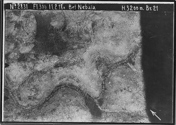 Fotografie Bet Nebala [Bir Nabala] Mitte von 2832 [GDIp00533] vgl. 2832. 2831 [GDIp00534] passt nicht zu 2830 budrus
