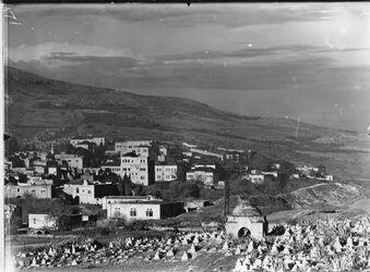 Fotografie Nablus V nach l. oben rafidia nicht sicher erkennbar