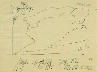 Karte Nahr el-falik [Nahr el-Faliq (Fluss)] [unleserlich]