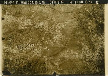 Fotografie Saffa Teil v. 304.170 [GDIp00499] UBR SW n.m. Weg n. bet ur et tahla nach o.r. Weg n. en arik
