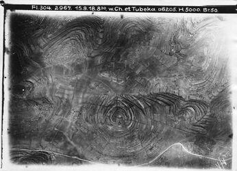 Fotografie w. Ch. et Tubeka [chirbet et-tubeka] Hebronweg Nr.20 Anschl. an 19 [GDIp00432] l. en ed-dirwe [En eddirwe] bet sur