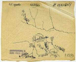 Karte w. esswenit [Nachal Michmas u. a.]