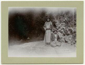 Fotografie Junge Handwerker Gededi (Werg. Ajun) [aglun, adschlun, adjlun?]