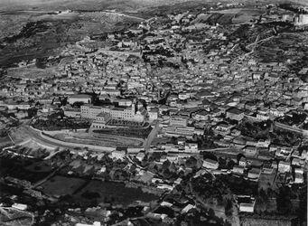 Fotografie Nazareth- von Osten