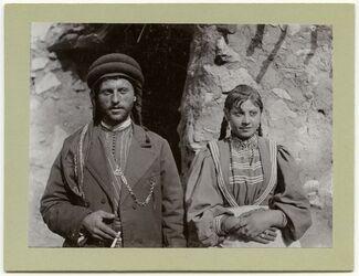 Fotografie Bauer in Elhosn [El-hosn, adglun, adschlun, adjlun]