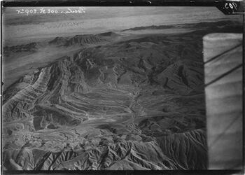 Fotografie Magara-Gebirge Halbinsel Sinai [Gebel musa]