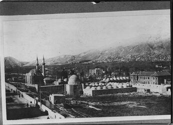 Fotografie Damaskus es salihije [es-Salihije] v.S.