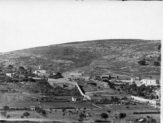 Fotografie Panorama Nazareth IV