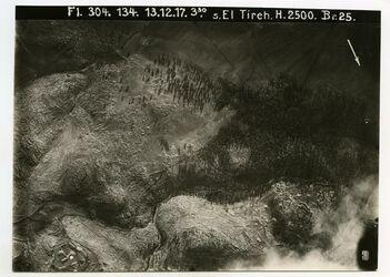 Fotografie s. El Tireh [et-Tire] Bet Nebala [Bir Nabala] u.r. Anschluss an 466(155) [wohl GDIp01469] r.u. bet nebala
