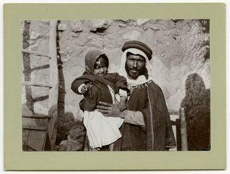 Fotografie Bauern in Elhosn [el-hosn, adjlun, aglun, adschlun].