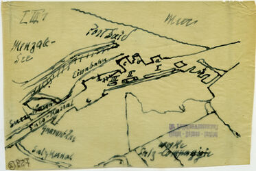 Karte Port Said