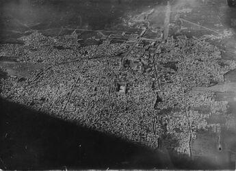 Fotografie Damaskus UBR O aus 3.000m Höhe