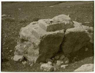 """Fotografie Fels-""""Altar"""" von sar"""