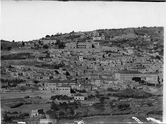 Fotografie Panorama Nazareth VI