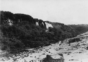 Fotografie Jarmuktal Wasserfall v. zezun [Zezun]