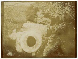 Fotografie [Wasser … ?] bei Bethlehem