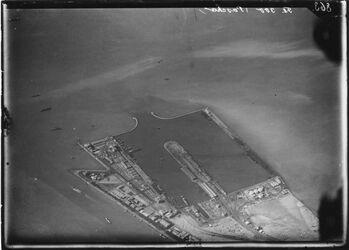 Fotografie Rherte vom Port Tantill [?]