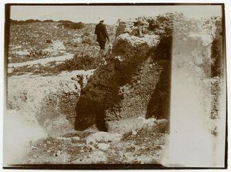 Fotografie bei scheich ibrak. Ölpresse