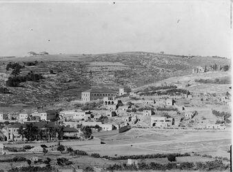 Fotografie Panorama Nazareth V doppel [?]